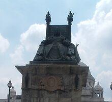 Queen Victoria Memorial by Sunil Joe Balu & Vijay Moses