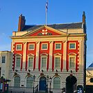 Mansion House - York by Trevor Kersley