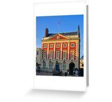 Mansion House - York Greeting Card