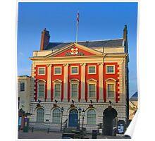 Mansion House - York Poster