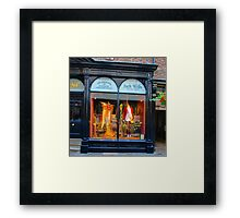 For The Gentry Framed Print