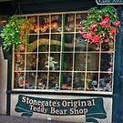 The Teddy Bear Shop by Trevor Kersley