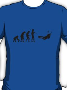 Evolution to Scuba Diver T-Shirt