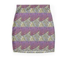 MOSAIC - NOW AVAILABLE IN THROW PILLOWS Mini Skirt
