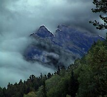 Window in the Clouds by Jann Ashworth