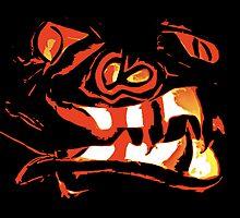 Snake Tonged Jack Variation I by bhutch7