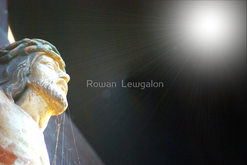 Waiting for Ascension by Rowan  Lewgalon