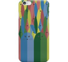 Too Many Rabbits iPhone Case/Skin
