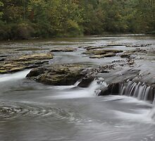 Greenville Falls by kathy s gillentine