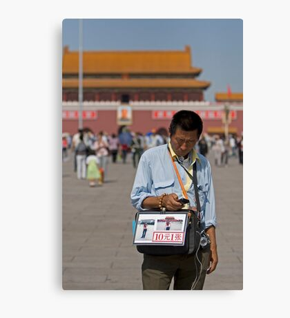 10 Yuan One Photo Canvas Print
