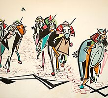 Racehorse by Emma Jean Chu