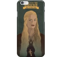 Game of Thrones - You Win or You Die iPhone Case/Skin