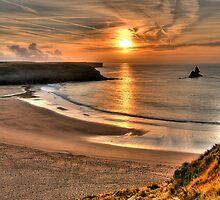 Celtic Dawn by Mark Robson