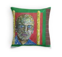 Hostage of The State Throw Pillow