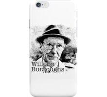 William S. Burroughs iPhone Case/Skin