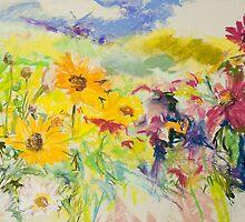 Summer Garden by Wendy Spitz