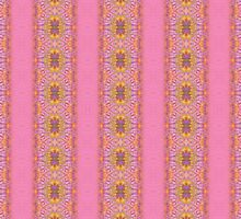 Silicon-based life form - 3BB pink by BlueberryRoom