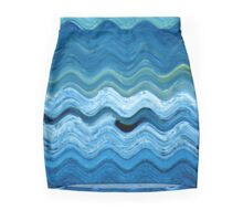 Wave Mini Skirt