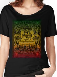 Ultra Pyramid Women's Relaxed Fit T-Shirt