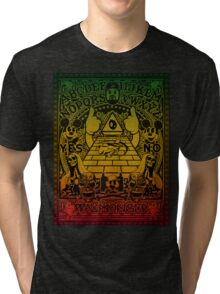 Ultra Pyramid Tri-blend T-Shirt
