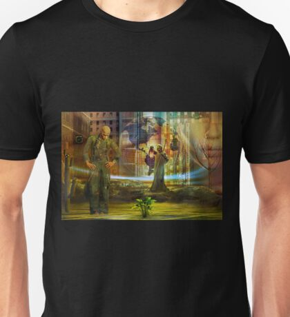 industrial aftermath T-Shirt