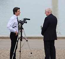 The Interview by Ken Thomas Photography