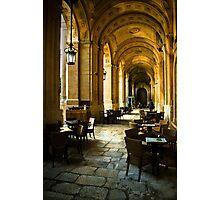 Archway Valletta Photographic Print