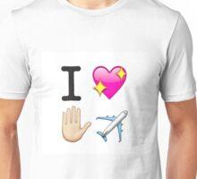 I Heart Handplane 2 Unisex T-Shirt