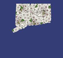 Connecticut Flowers Unisex T-Shirt