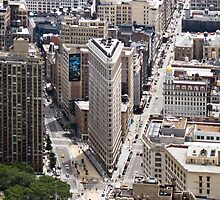 Flatiron Building, Manhattan, New York, USA by jmhdezhdez