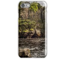 High Force Waterfall Panoramic iPhone Case/Skin
