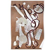 Paper Bag Princess Poster
