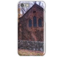 All Saints Church - Gostwyck NSW - The HDR Experience iPhone Case/Skin