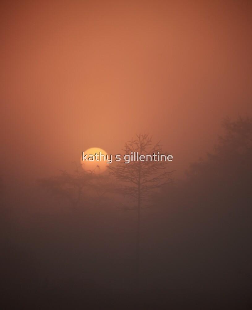 Stillness speaks by kathy s gillentine