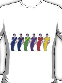Fashion colours T-Shirt