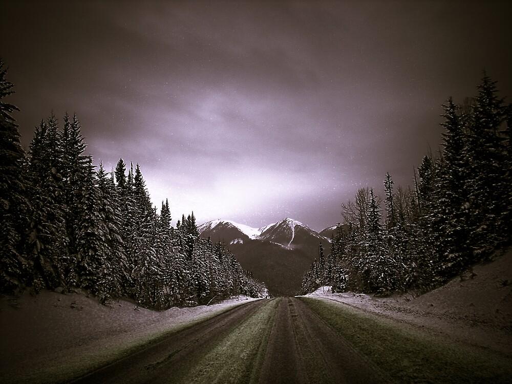 Heather Mountain by Gary Paakkonen