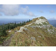Silver Star Mountain Photographic Print