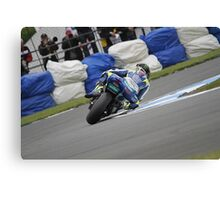 Alex Lowes - World Superbike. Canvas Print
