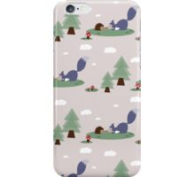 Woodland Friends iPhone Case/Skin