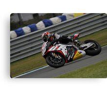Torres - World Superbikes Canvas Print