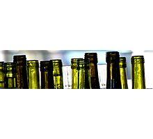 Bottle Crop Photographic Print