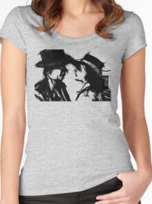 Casablanca Women's Fitted Scoop T-Shirt