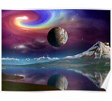 Planetrise Poster