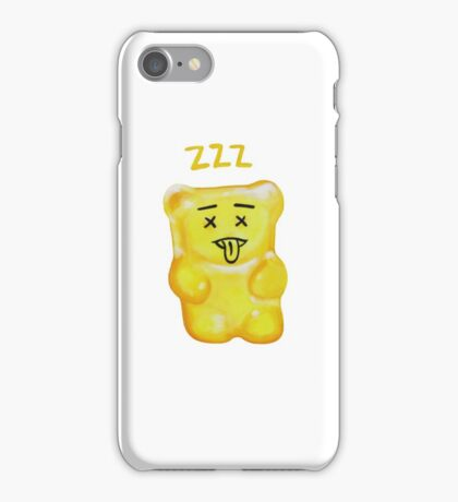 Zzz - Gnummy iPhone Case/Skin