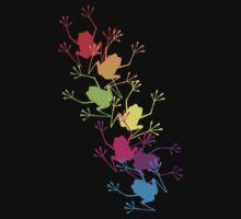 Rainbow Frogs
