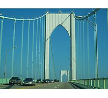 Newport Bridge I Photographic Print