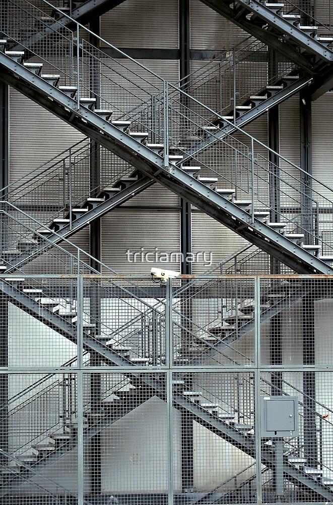 Centre Georges Pompidou, Paris by triciamary