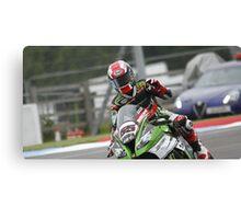 Rea - World Superbikes Canvas Print