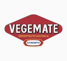 Vegemate T-shirt Kids Clothes