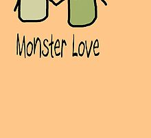 Monster Love by Alexandra Felgate